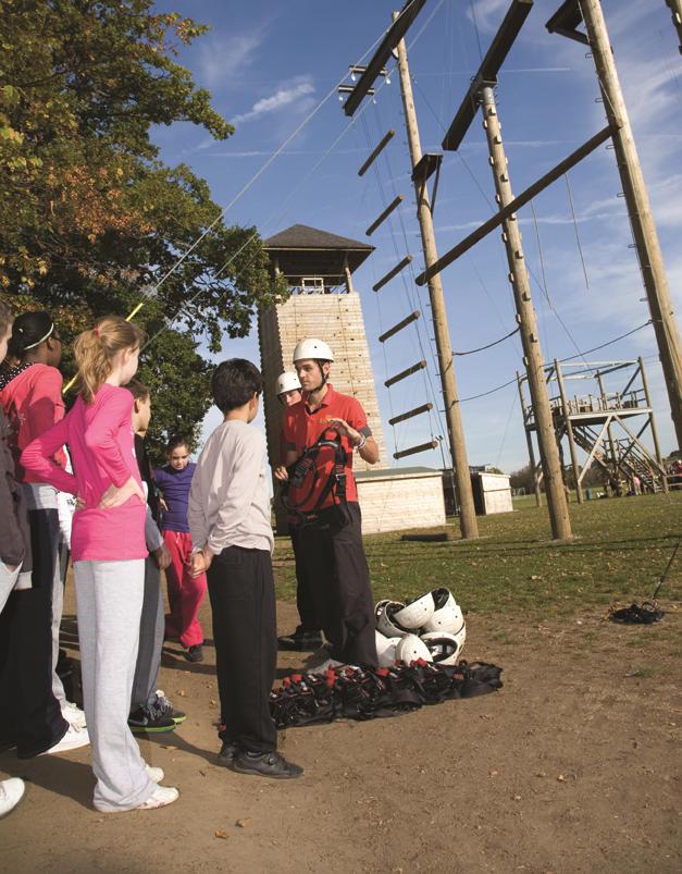 vacances sportives enfants escalade unosel