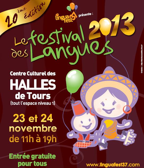 festival langues tours unosel