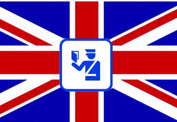 Contrôles aux frontières britanniques