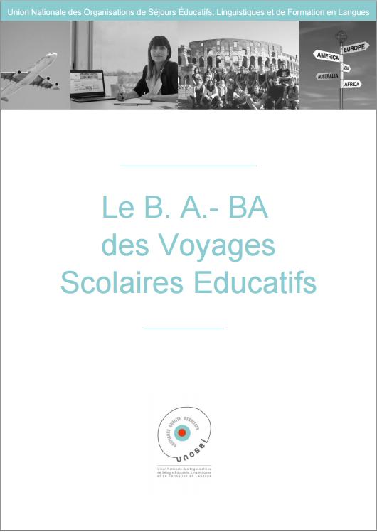 Le guide des voyages scolaires éducatifs
